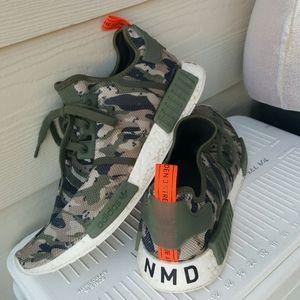 Men's Adidas NMD camo sneakers sz 14